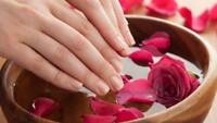 Manicure is $20,  Mini facials $20, Waxing from $7