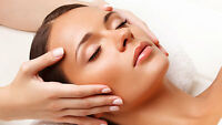 FACE, HEAD AND FOOT MASSAGE TRAINING IN CALGARY
