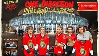2 SEATS FOR ONE DIRECTION LIVE OTTAWA SEP 8
