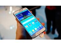 Sumsung galaxy s5 like new white