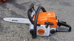stihl ms 170 + carry case and extra chain