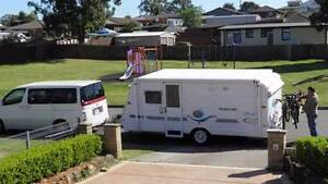 2004 Jayco Freedom Expanda St Marys Penrith Area Preview