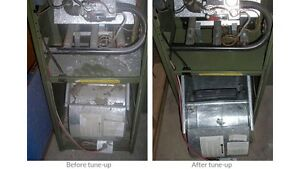 FALL SPECIAL $99.00 Home Furnace Cleaned 10 vents included and i Edmonton Edmonton Area image 3