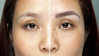 Eyebrow Feathering Technique Class (2 Days)  $1680