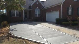 PROFESSIONAL CONCRETE INSTALLATION ANY DRIVEWAY, PATIO, POOL