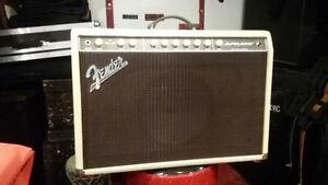 Ampli fender supersonic 60 watts combo blonde a vendre