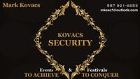 PROFESSIONAL PRIVATE SECURITY GUARD SERVICES EVENTS & FESTIVALS