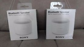 Brand new Sony wireless portable bluetooth speaker