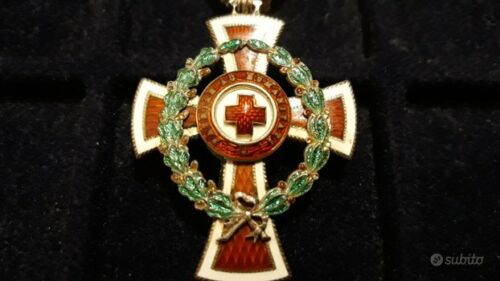 Merit Cross Red Cross KUK II Class Decoration