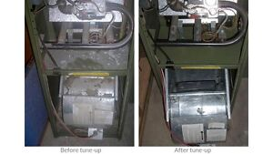 FALL SPECIAL $99.00 Home Furnace Cleaned 10 vents included and i Edmonton Edmonton Area image 4