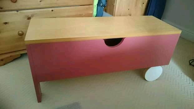 Excellent Wooden Ikea Bench Toybox Storage Fab For Keeping Toys Tidy Fab Condition 35 In Thurnscoe South Yorkshire Gumtree Gmtry Best Dining Table And Chair Ideas Images Gmtryco