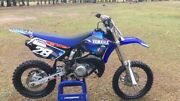 2008 YZ85 Gympie Gympie Area Preview