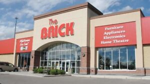 Anything from The Brick Furneture Store (BRAND NEW) on 40% SALE.