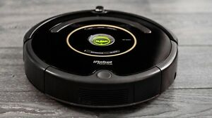 ALMOST BRAND NEW iRobot Roomba 650 Robot Vacuum