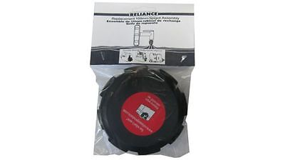 Reliance 100mm Black Replacement Spigot Assembly 7210-13