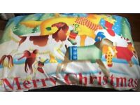 *CHRISTMAS* Never Used, Duplicate Order, XL Memory Foam Pet Bed