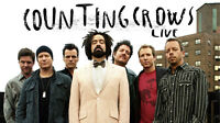 Counting Crows in Halifax May 21. 2 hard copy lower bowl tickets