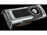 GTX 780 TI Graphics Card 3gb