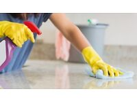 HOUSE CLEANING, CASH DAILY, FROM £7.50 PER HOUR