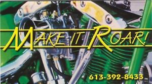 MOTORCYCLE STORAGE .. Reserve now