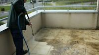 lavage haute pression residentiel commercial industriel