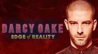 2 tickets DARCY OAKE MAGIC October 31 Amazing front tickets