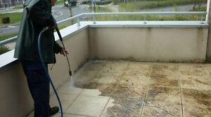 lavage haute pression residentiel commercial industriel Saguenay Saguenay-Lac-Saint-Jean image 1