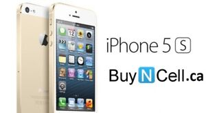 MINT  IPHONE   5S 16GB BLACK UNLOCKED 3 MONTHS OF WARRANTY $125