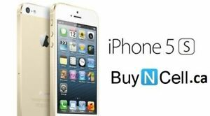 MINT     IPHONE     5S 16GB UNLOCKED 3 MONTHS OF WARRANTY $99