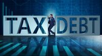 IS YOUR TAX DEBT GETTING OUT OF CONTROL ?