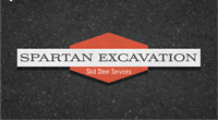 Spartan Excavation: Bobcat Landscaping & Skidsteer Services
