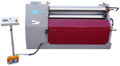 Gmc 8 X 8 Gauge Initial Pinch Hydraulic Plate Bending Roll Hbr-0808
