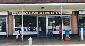 TRADITIONAL BUTCHERS & SANDWICH SHOP BUSINESS Ref 146605