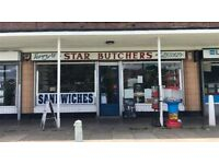 TRADITIONAL BUTCHERS & SANDWICH SHOP BUSINESS Ref 146605