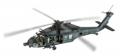 Aircraft handicraft *Corgi AA35908A Sikorsky MH-60L Blackhawk Super Six-0ne