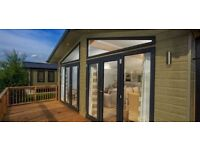 Luxury Lodge Holiday Home For Sale In The Yorkshire Dales