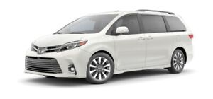 Wanted: 2019-2020 Sienna AWD Le, SE, XLE, Limited