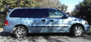 2007 Ford Freestar SE Minivan, Van