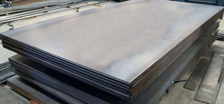 """3/16"""" .1875 Hot Rolled Steel Sheet Plate 8"""" X 12"""" Flat Bar A36"""
