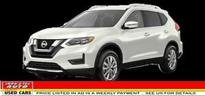 2018 Nissan Rogue you're  approved $96.38 a week tax inc. SV