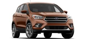 2017 Ford Escape 4WD - Not exact picture