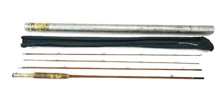 """Heddon Bamboo Fly Rod 8'0""""  1 1/2 Ferrule"""