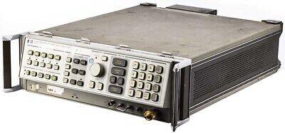 Hp 8566b Agilent Industrial 100hz 2.5ghz2-22ghz Spectrum Analyzer No Display