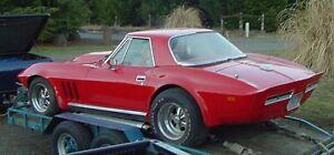 1966-Corvette-Conv-Project-Car-Originally-427-390HP-Barn-Find-Last-Lic-1981