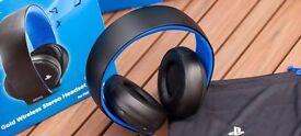 Playstation Wireless Headset 2.0 – Black
