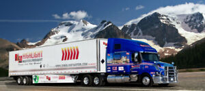 selling trucking company