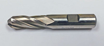 .570 4-flute Cobalt Angle Cut End Mill 90 Degree Mf40802232