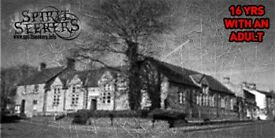 Ghost hunt at LANCHESTER COMMUNITY CENTRE (DURHAM)