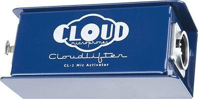 Cloud Microphones Cloudlifter CL-1 Microphone Activator Microphone Preamplifier