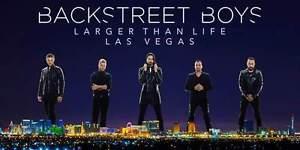 Backstreet Boys in Las Vegas - June 16, 2017